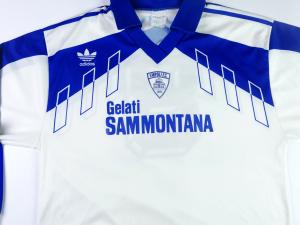 1992-93 Empoli Maglia Away  #8 Match worn XL (Top)