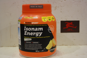 Integratore alimentare Named sport ISONAM ENERGY