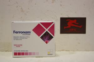 Integratore alimentare Named Sport Ferronam