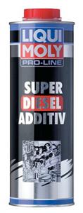 Liqui Moly 5176 Pro-Line Super Diesel Additiv additivo motori diesel barattolo 1L