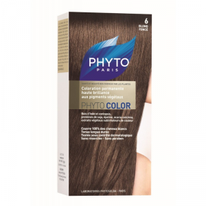 PHYTO COLORAZIONE PERMANENTE PHYTOCOLOR N°6 BIONDO SCURO