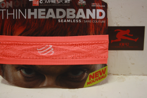Fascia HEADBAND COMPRESSPORT