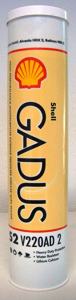 Shell Gadus S2 V220AD 2 cartuccia 400 g