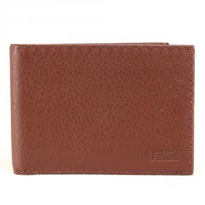 Man wallet Gianfranco Ferrè  021 003 15 004 Terracotta