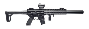 SIG SAUER CAC MCX 4.5 BLK CO2 RED DOT =CN 726