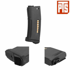PTS EPM per TM Recoil Shock M4/Scar Black