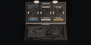 Titan Complete set mosfet - Rear Gate