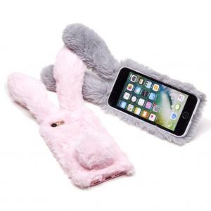 Cover ECO BUNNY coniglio di peluche per iPhone vari modelli