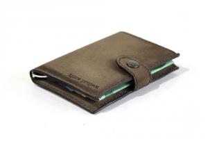 IClutch - il portafoglio smart tascabile in vera pelle