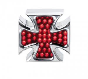 Iron Cross Red Lens