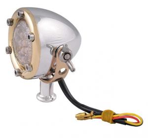 Tail Lights, Polished/Brass