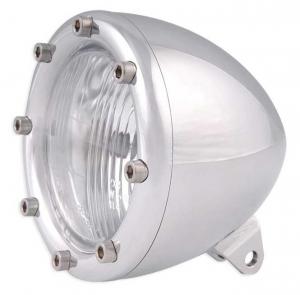 Headlight, Polished