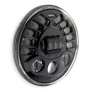 JW Speaker 8790A, LED Adaptive 7 Headlight insert, Black
