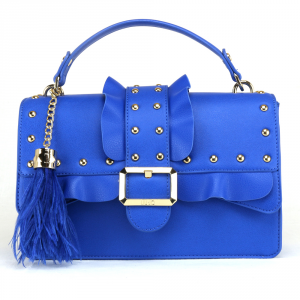 Hand and shoulder bag Liu Jo MELROSE N18055 E0050 NAUTICAL BLU