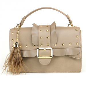 Hand and shoulder bag Liu Jo MELROSE N18055 E0050 ARENARIA