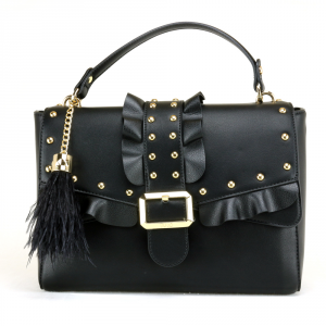 Hand and shoulder bag Liu Jo MELROSE N18058 E0050 NERO