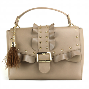 Hand and shoulder bag Liu Jo MELROSE N18058 E0050 ARENARIA