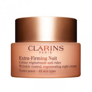 Clarins Extra-Firming Crema Antirughe Notte Tutti i tipi di Pelle 50ml