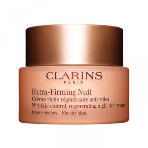 Clarins Extra-Firming Crema Antirughe Notte Speciale Pelle Secca 50ml