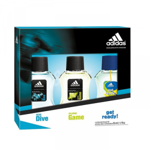 Adidas Ice Dive Pure Game Get Ready Set 3 Parti 2018