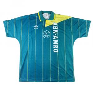 1991-93 Ajax Maglia Away XL (Top)