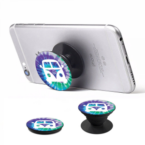 PopSocket con supporto per auto - Pink bus