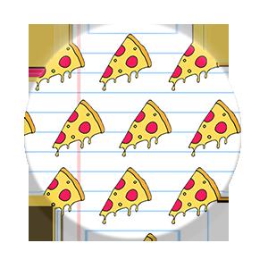 PopSocket con supporto per auto - Pizza