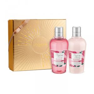 Loccitane Pivoine Flora Shower Gel 250ml Set 2 Parti 2018