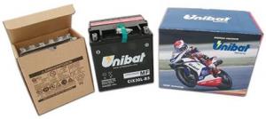 Unibat Maintenance Free Battery, CBTX24HL-BS