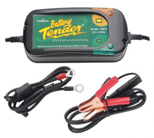Battery Tender Plus Battery Charger 12V@1.25A EU Plug