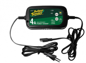 Battery Tender Power Tender 4A Select. 6V/12V Lead Acid/ Lithium