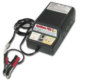 Optimate Pro S 1-2-4 Amp Workshopcharger