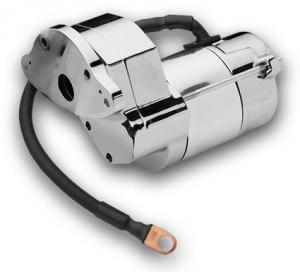 Spyke High-Torque Starter Polished