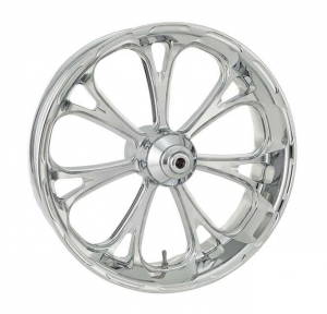 Contour Collection Virtue Front Wheel 18 X 3.5 Chrome