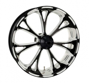 Contour Collection Virtue Front Wheel 18 X 3.5 Platinum Cut