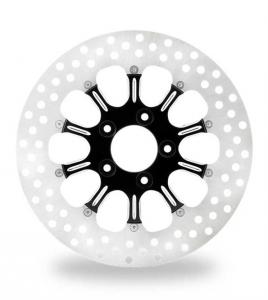 11,5 Rear Brake Rotor Revel Platinum Cut, 2,22 Inner Diameter
