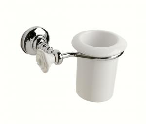 Bicchiere da parete per il bagno Rosy 3sc