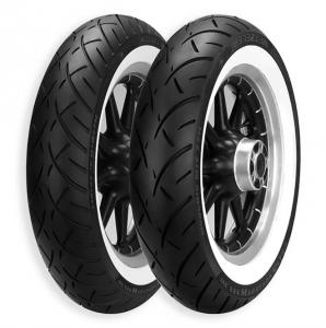 Metzeler, ME 888 Ultra Front Tire 130/90-16M/C 67H Tubeless Whitewall