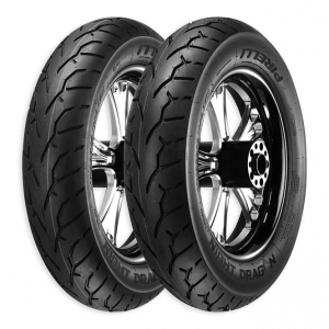 Pirelli, Night Dragon Front Tire  130/90 B16 M/C 73H Reinforced Tubeless