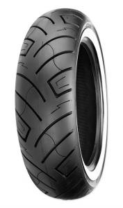 Shinko Rear Tire 130/90 B16 73H (Tubeless) SR-777WW Whitewall