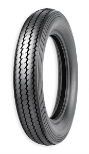 Shinko, Classic, Front/Rear Tire MT 90-16 74H E-240 (TubeType) Kevlar Belted