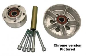 Hub Kit for RevTech Design Wheels, Rear Black