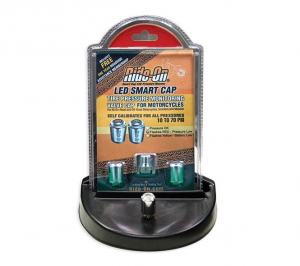 Smart LED Valve Cap Dealer Display