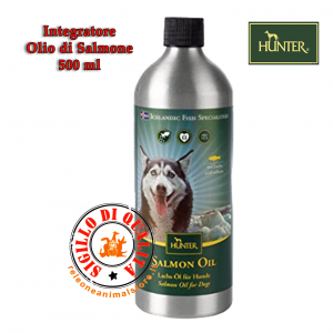 Integratore Alimentare Hunter Olio di Salmone 500ml