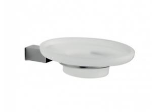 Porta sapone da parete per il bagno serie Cuir 3SC