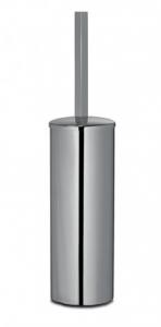Porta scopino a terra per il bagno serie Cuir 3SC
