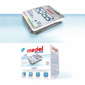 Misuratore pressione polso Medel MP01