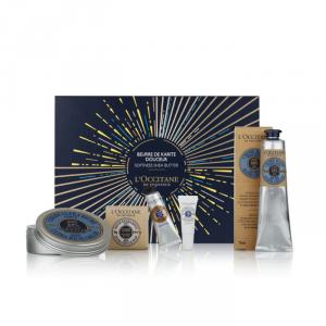 Loccitane Beurre De Karite Crema Corpo Ultra Riche 100ml Set 5 Parti 2018