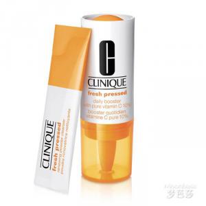 Clinique Fresh Pressed Daily Booster With Pure Vitamin C 10ml Set 2 Parti 2018