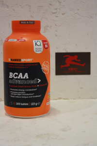 Integratore alimentare BCAA advanced named sport